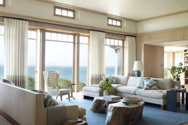 featured posts image for Magnificent shingle-style beach house overlooking the Atlantic Ocean