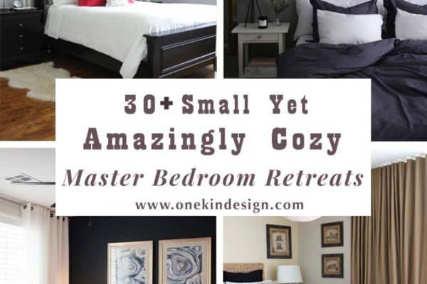featured posts image for 30+ Small yet amazingly cozy master bedroom retreats