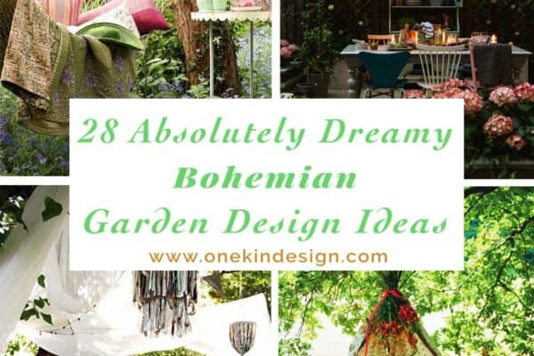 featured posts image for 28 Absolutely dreamy Bohemian garden design ideas