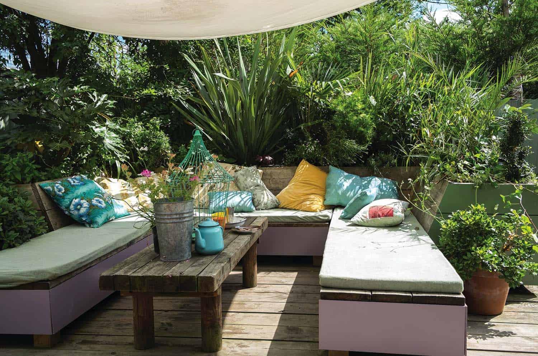 Bohemian Garden Design Ideas 02 1 Kindesign