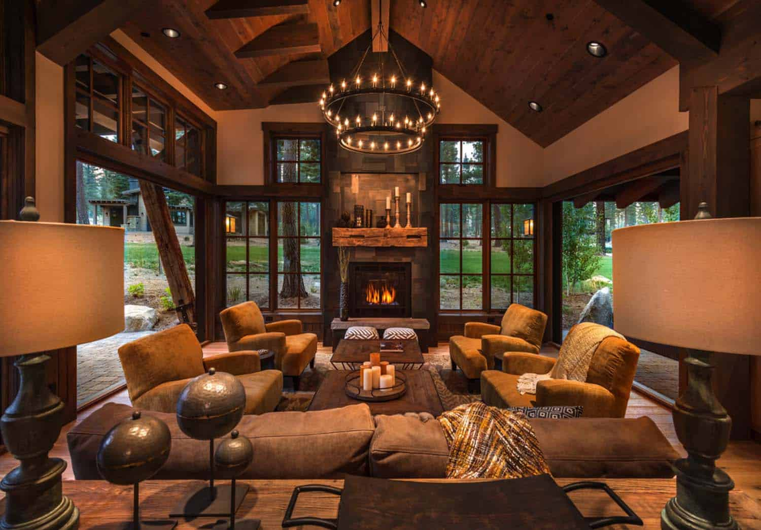 Contemporary Mountain Home Dennis Zirbel 04 1 Kindesign