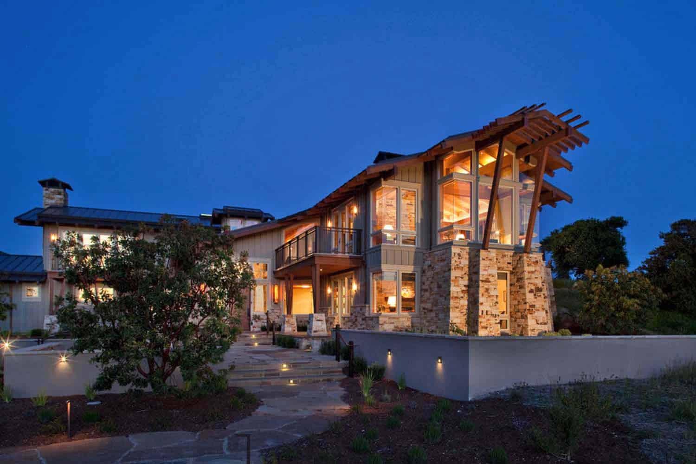 Contemporary Ranch House-Scavullo Design-17-1 Kindesign