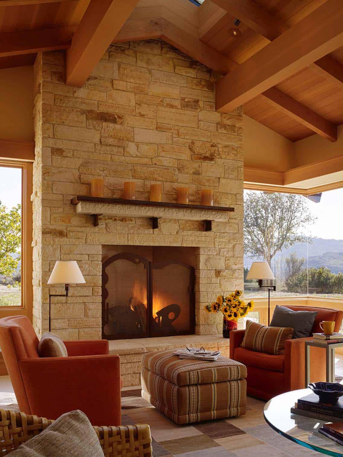 Contemporary Ranch House-Scavullo Design-02-1 Kindesign