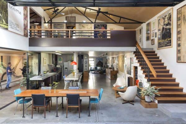 featured posts image for Chic industrial warehouse in Australia offers sleek urban living