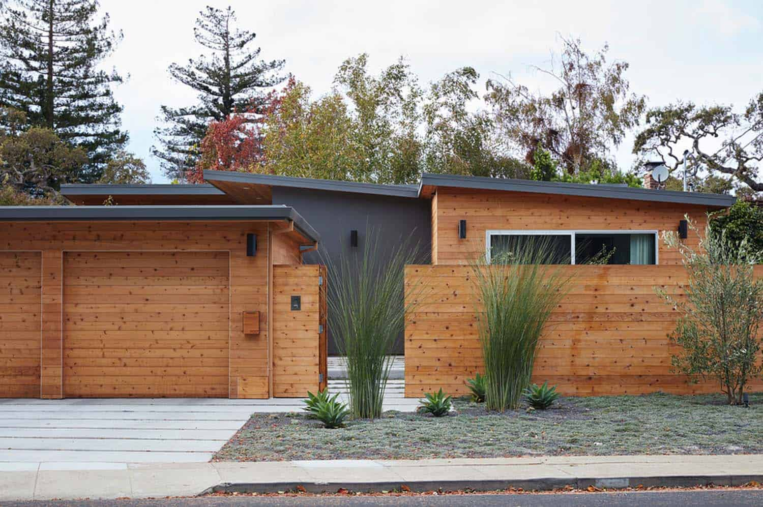 Mid century modern dwelling in california gets flawless for Century home builders