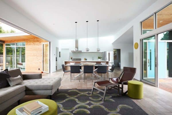 featured posts image for Mid-century modern dwelling in California gets flawless remodel