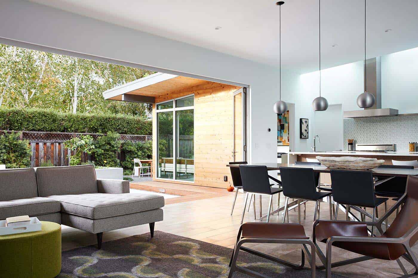Mid-Century Modern Dwelling-Klopf Architecture-11-1 Kindesign