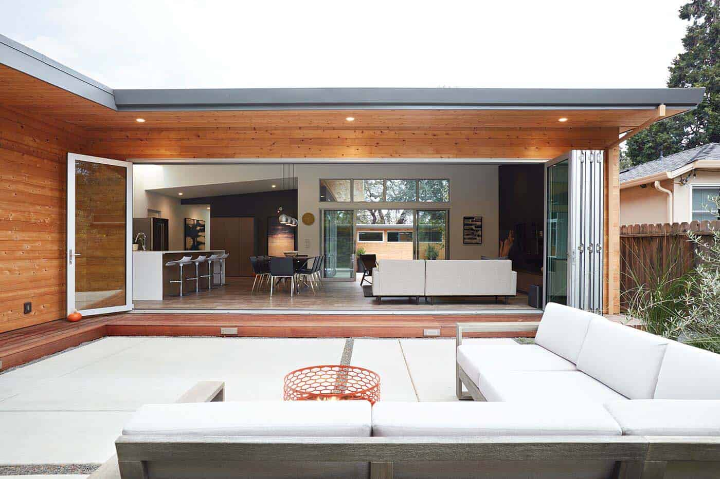 Mid-Century Modern Dwelling-Klopf Architecture-15-1 Kindesign