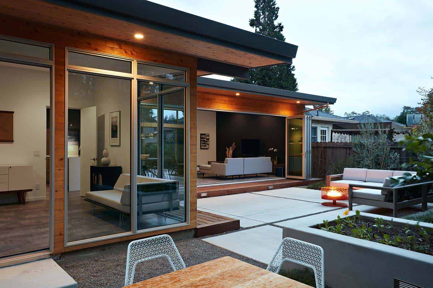 Mid-Century Modern Dwelling-Klopf Architecture-17-1 Kindesign