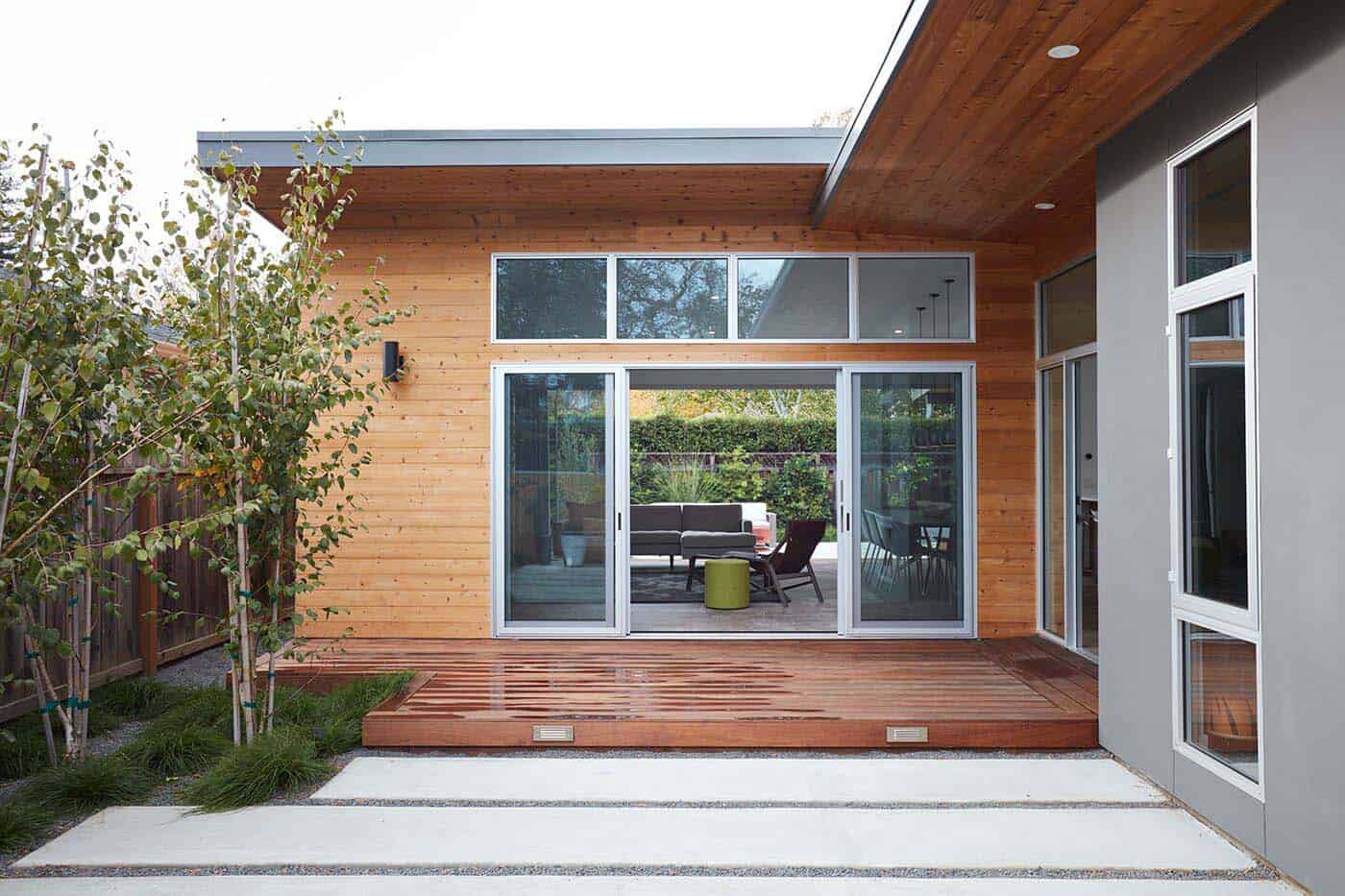 Mid-Century Modern Dwelling-Klopf Architecture-19-1 Kindesign
