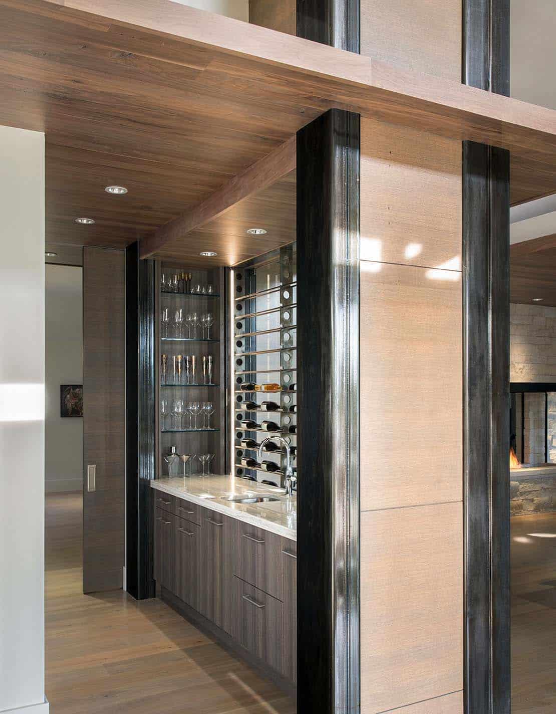 Modern Hilltop Residence-Nest Architecture-07-1 Kindesign