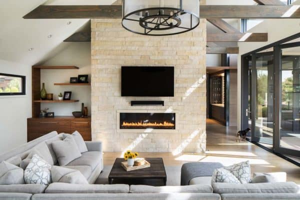 featured posts image for Modern hilltop residence in Denver showcases fabulous design features