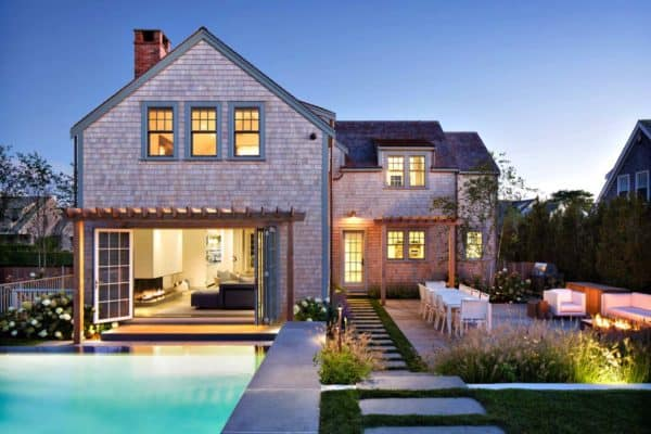 featured posts image for An exquisite modern retreat on the idyllic island of Nantucket