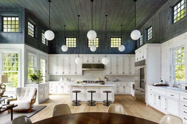featured posts image for Shingle-style retreat in the Hamptons with a modern twist