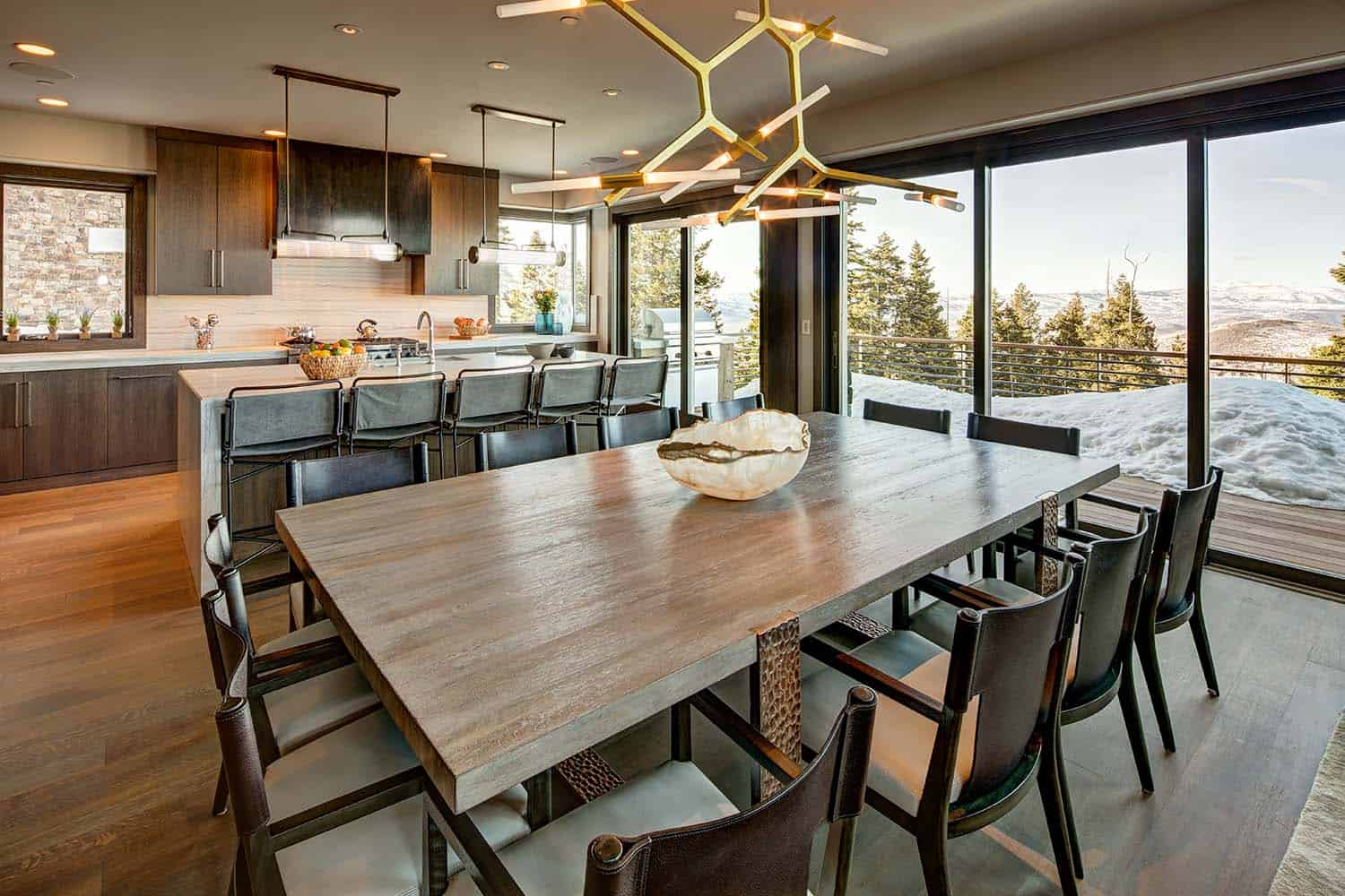 Mountain Contemporary Home-Magleby Construction-04-1 Kindesign