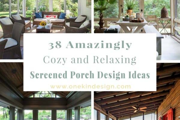 featured posts image for 38 Amazingly cozy and relaxing screened porch design ideas