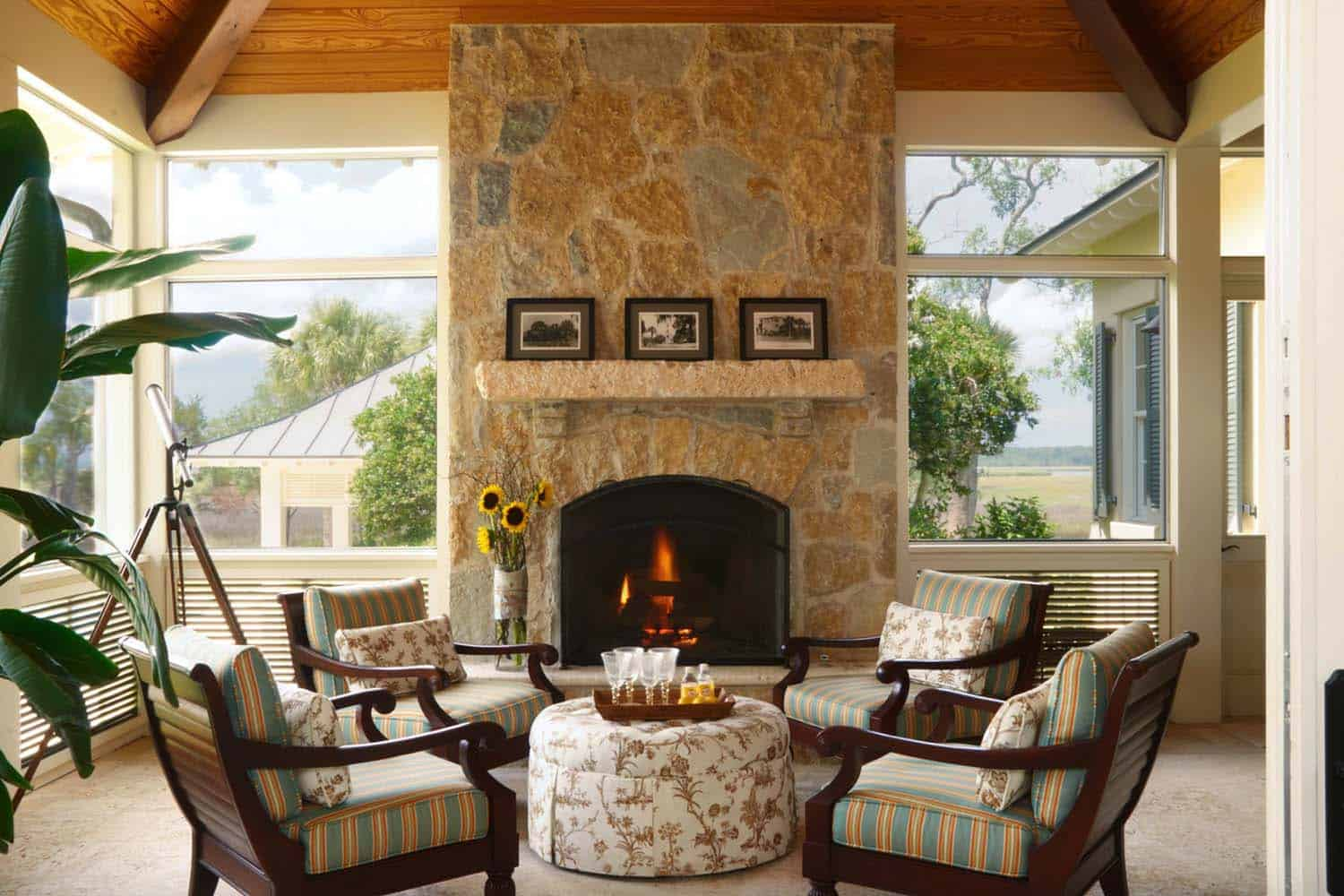 screened porch design ideas 01 1 kindesign - Screened In Porch Design Ideas