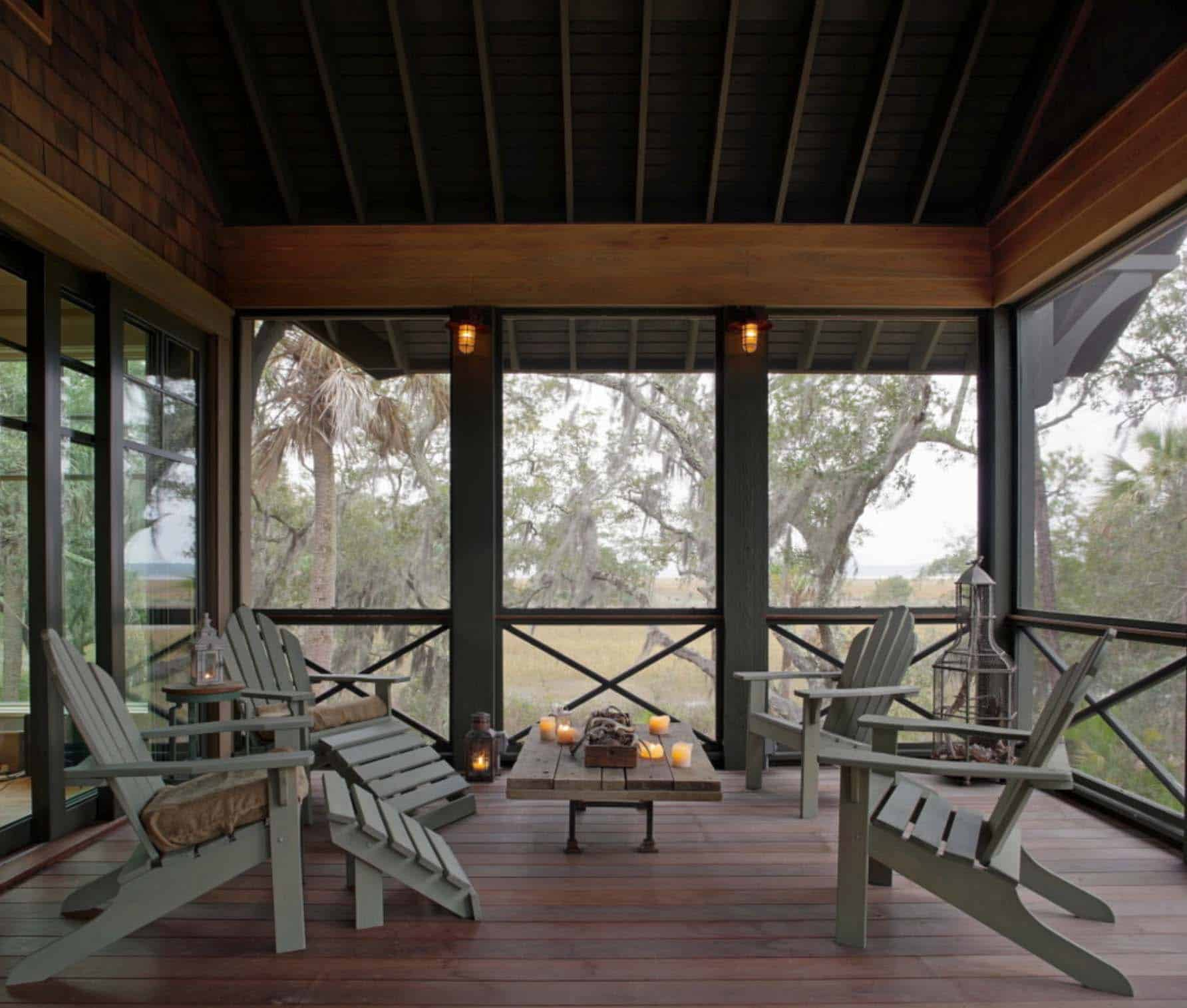 Screened Porch Design Ideas-10-1 Kindesign