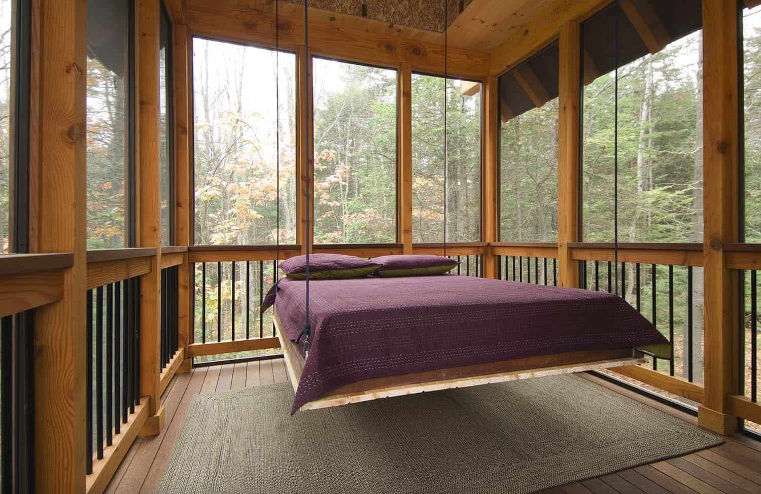 25 Amazingly cozy and relaxing screened porch design ideas
