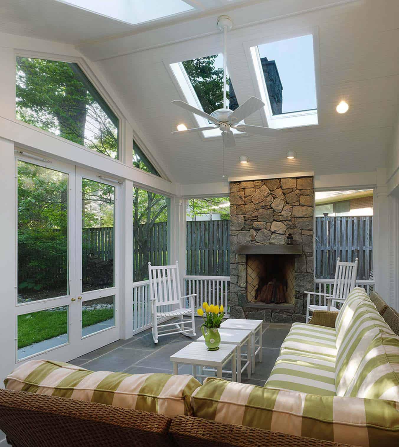 Screened Porch Design Ideas-17-1 Kindesign