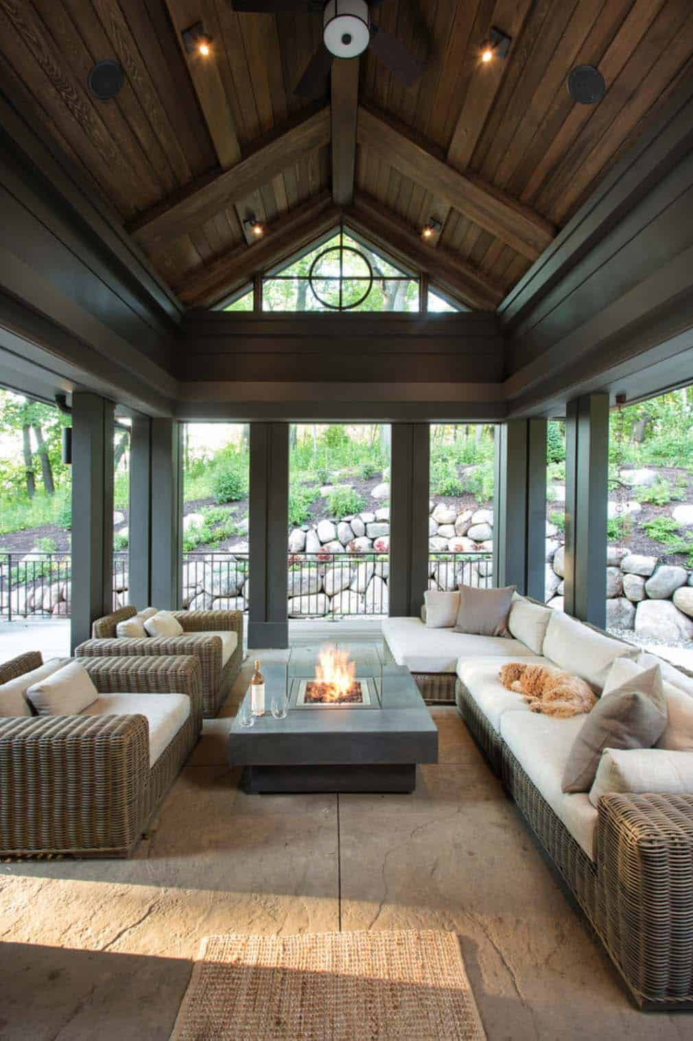 Screened Porch Design Ideas-23-1 Kindesign