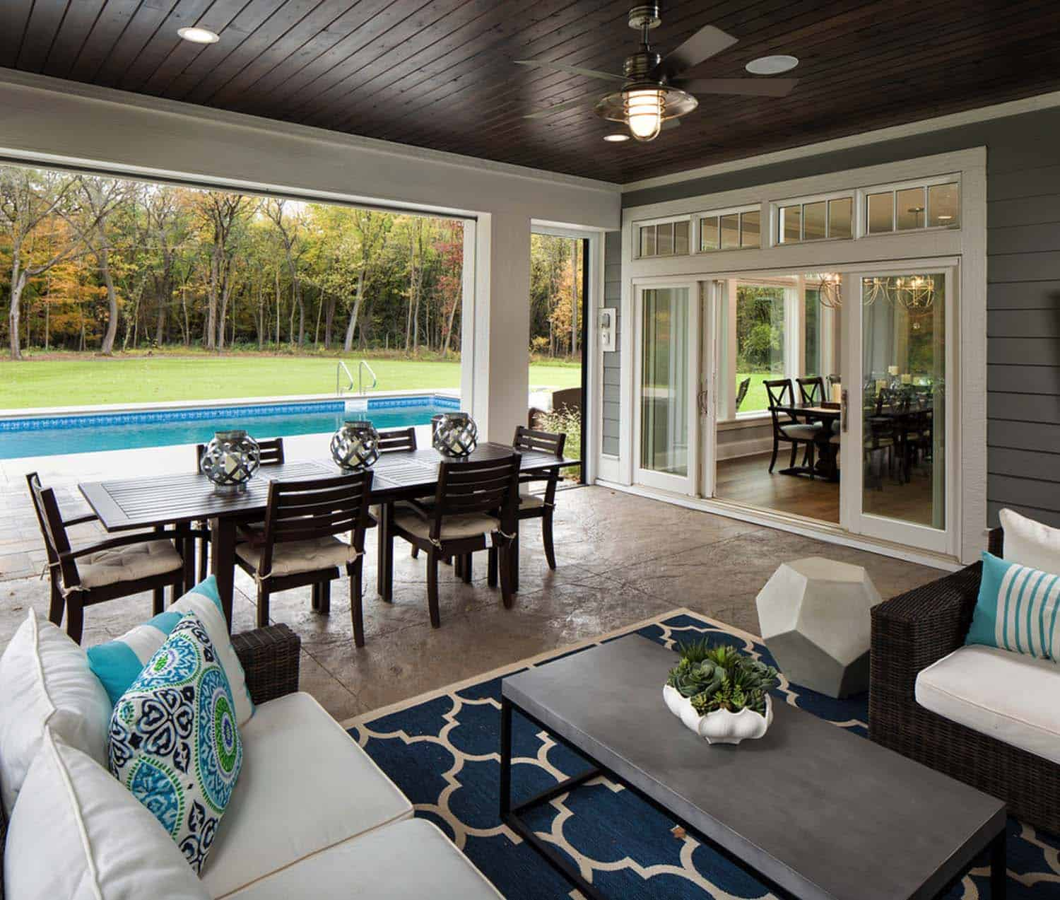 Screened Porch Design Ideas 36 1 Kindesign