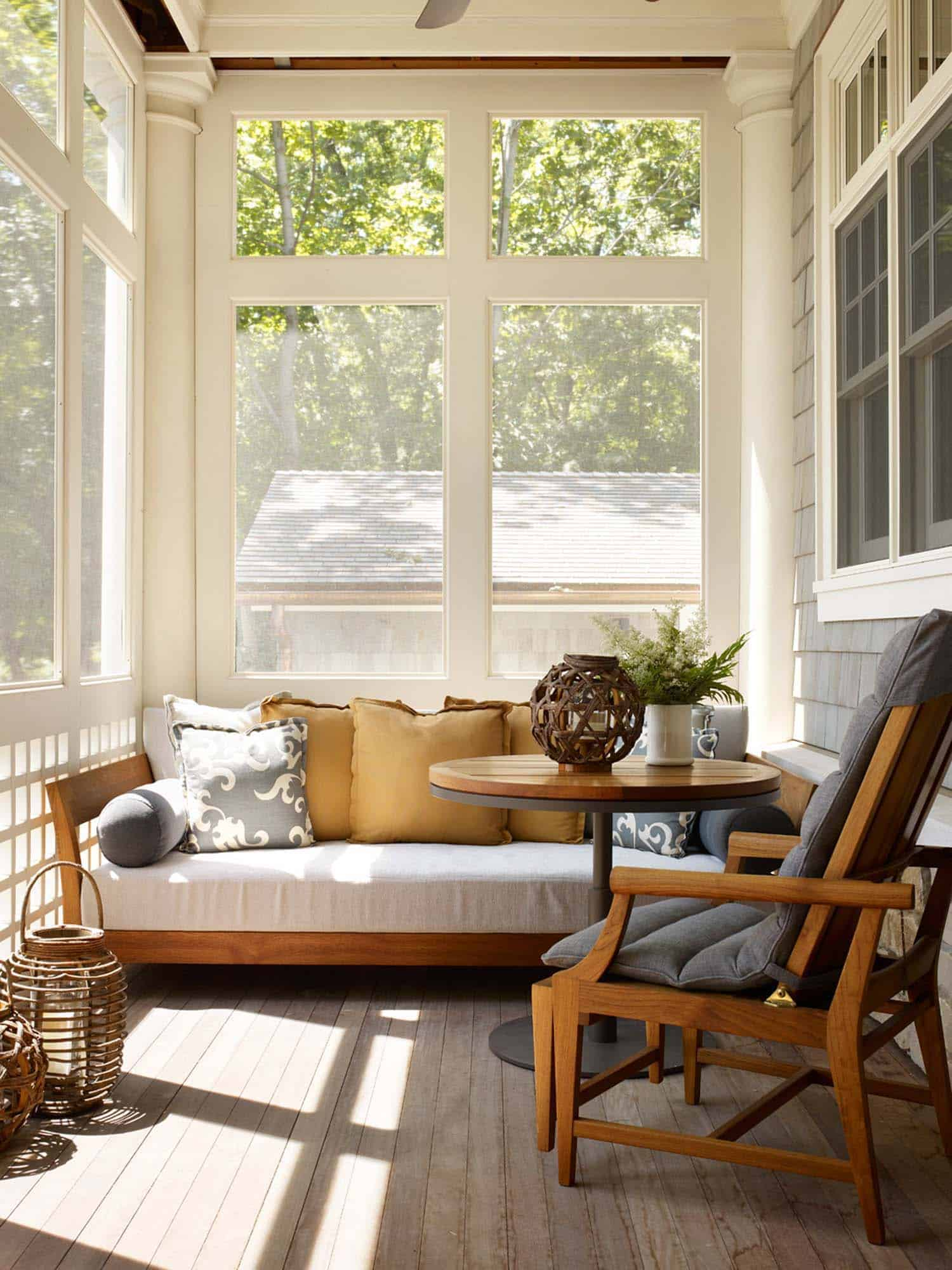 screened porch design ideas 38 1 kindesign - Screened In Porch Design Ideas