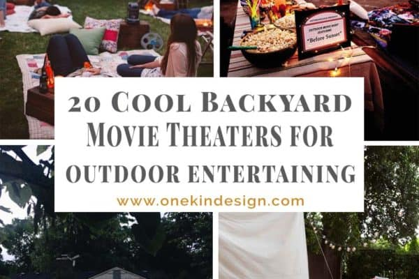 featured posts image for 20 Cool backyard movie theaters for outdoor entertaining