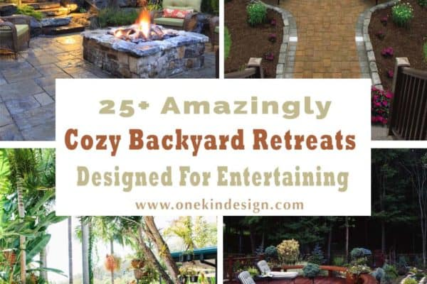 featured posts image for 25+ Amazingly cozy backyard retreats designed for entertaining