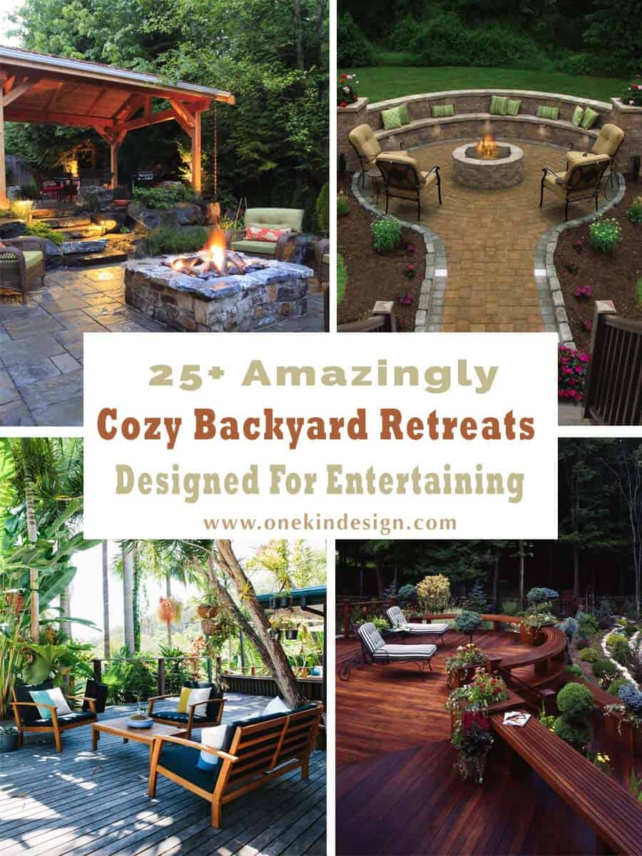 Outdoor Living On A Budget Backyard Retreat