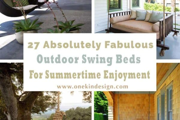 featured posts image for 27 Absolutely fabulous outdoor swing beds for summertime enjoyment
