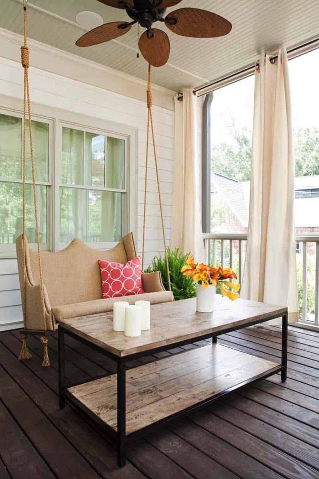 Fabulous Outdoor Swing Beds-06-1 Kindesign