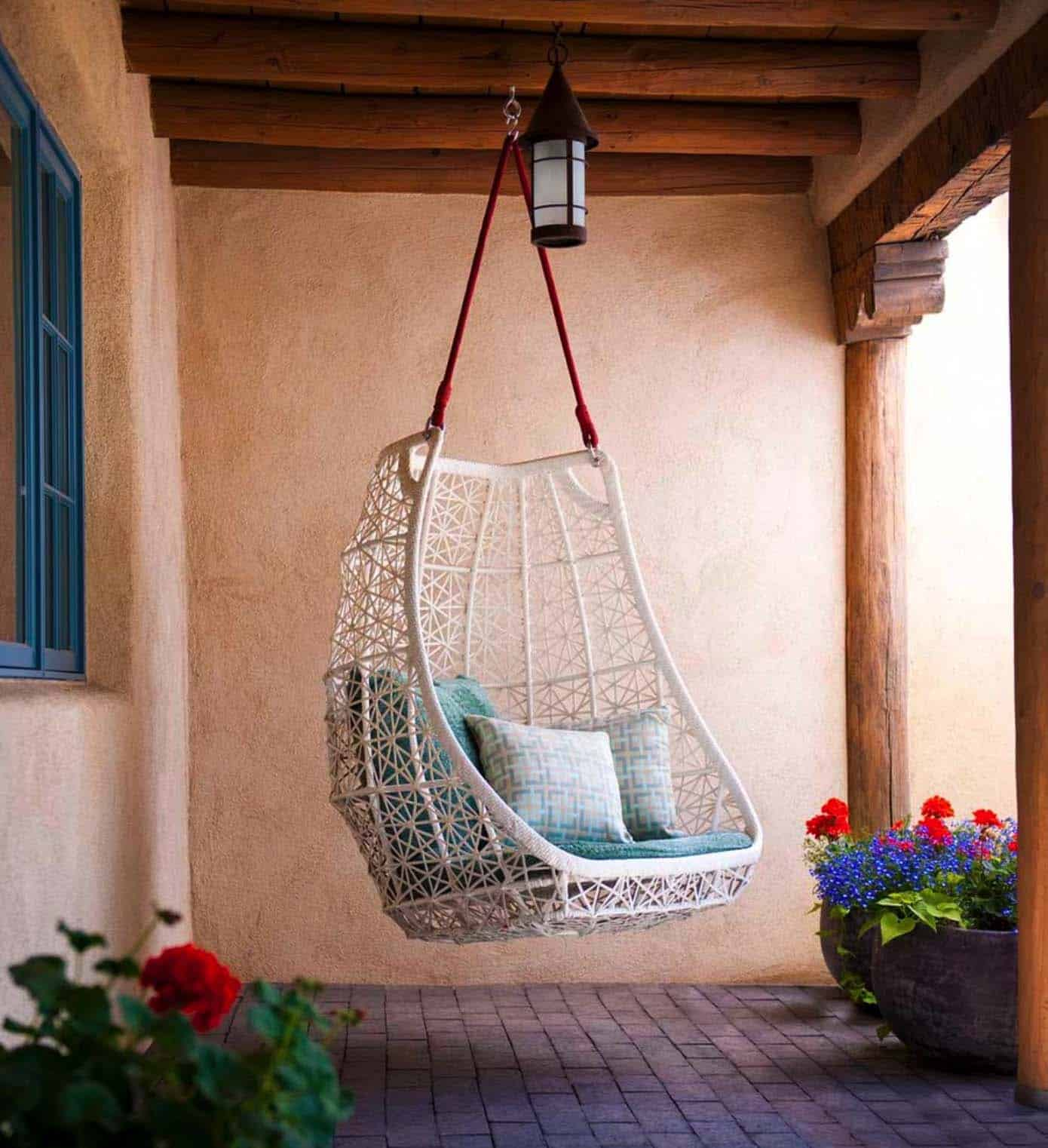 Fabulous Outdoor Swing Beds-16-1 Kindesign