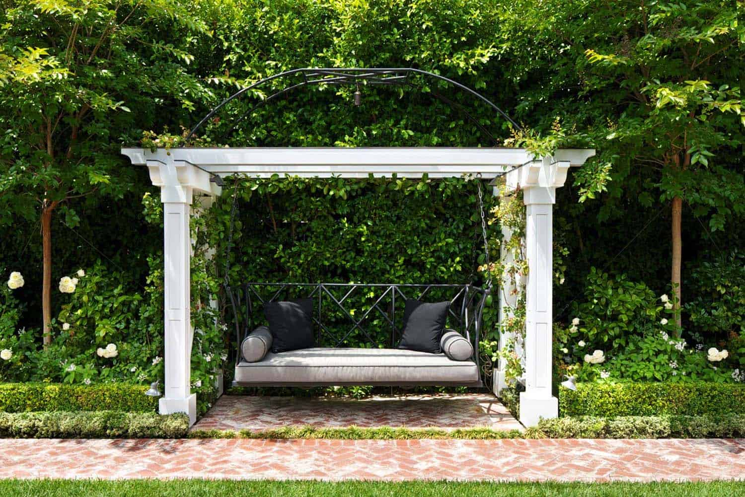 Fabulous Outdoor Swing Beds-17-1 Kindesign
