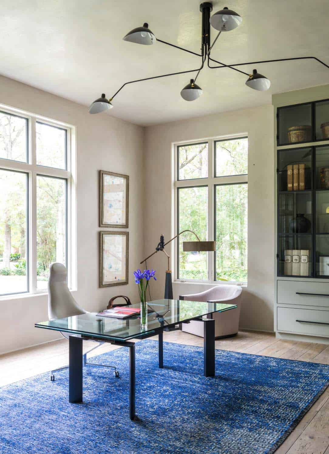 French Normandy Chateau-Bankston May Associates-10-1 Kindesign