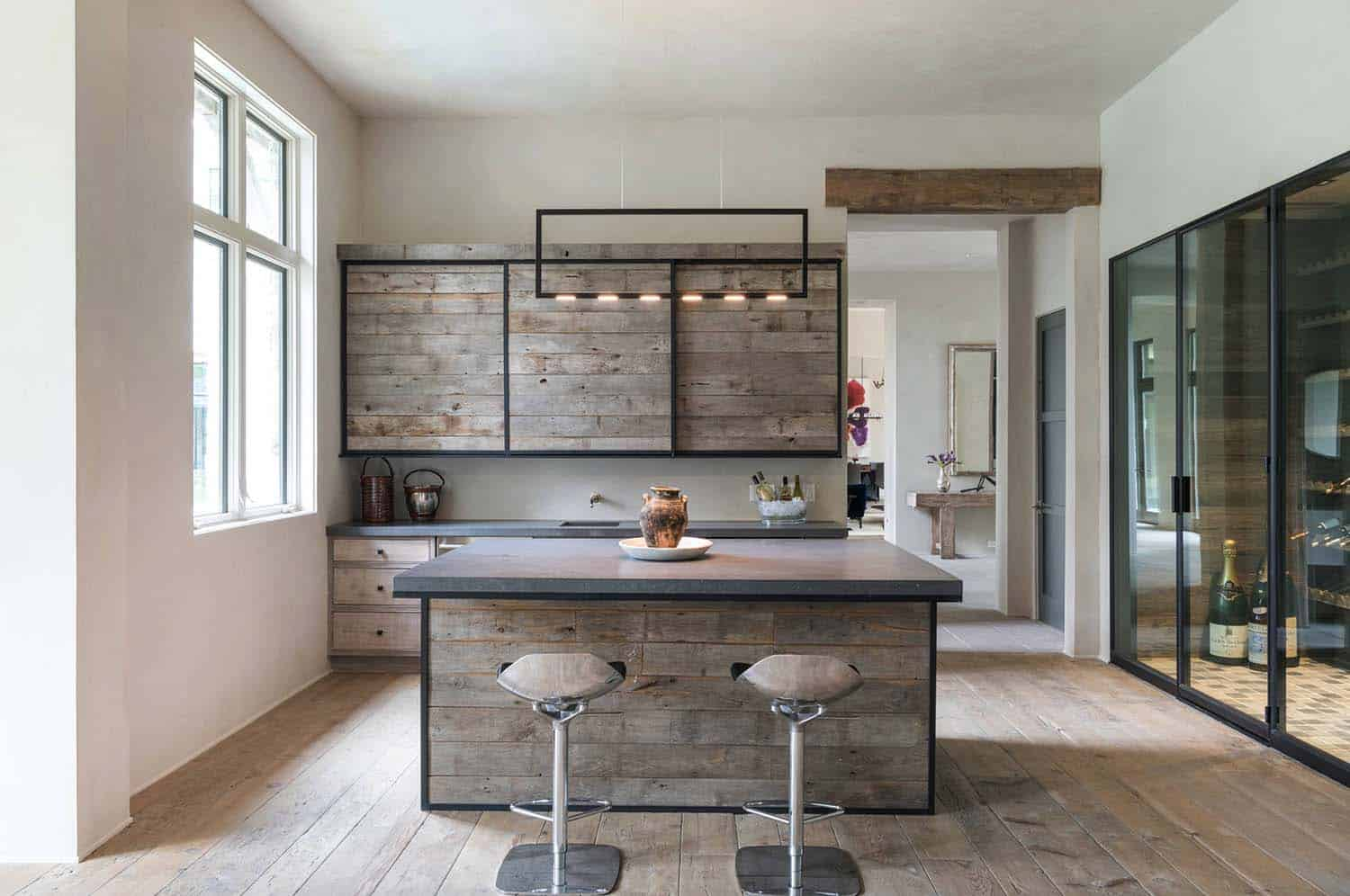 French Normandy Chateau-Bankston May Associates-12-1 Kindesign