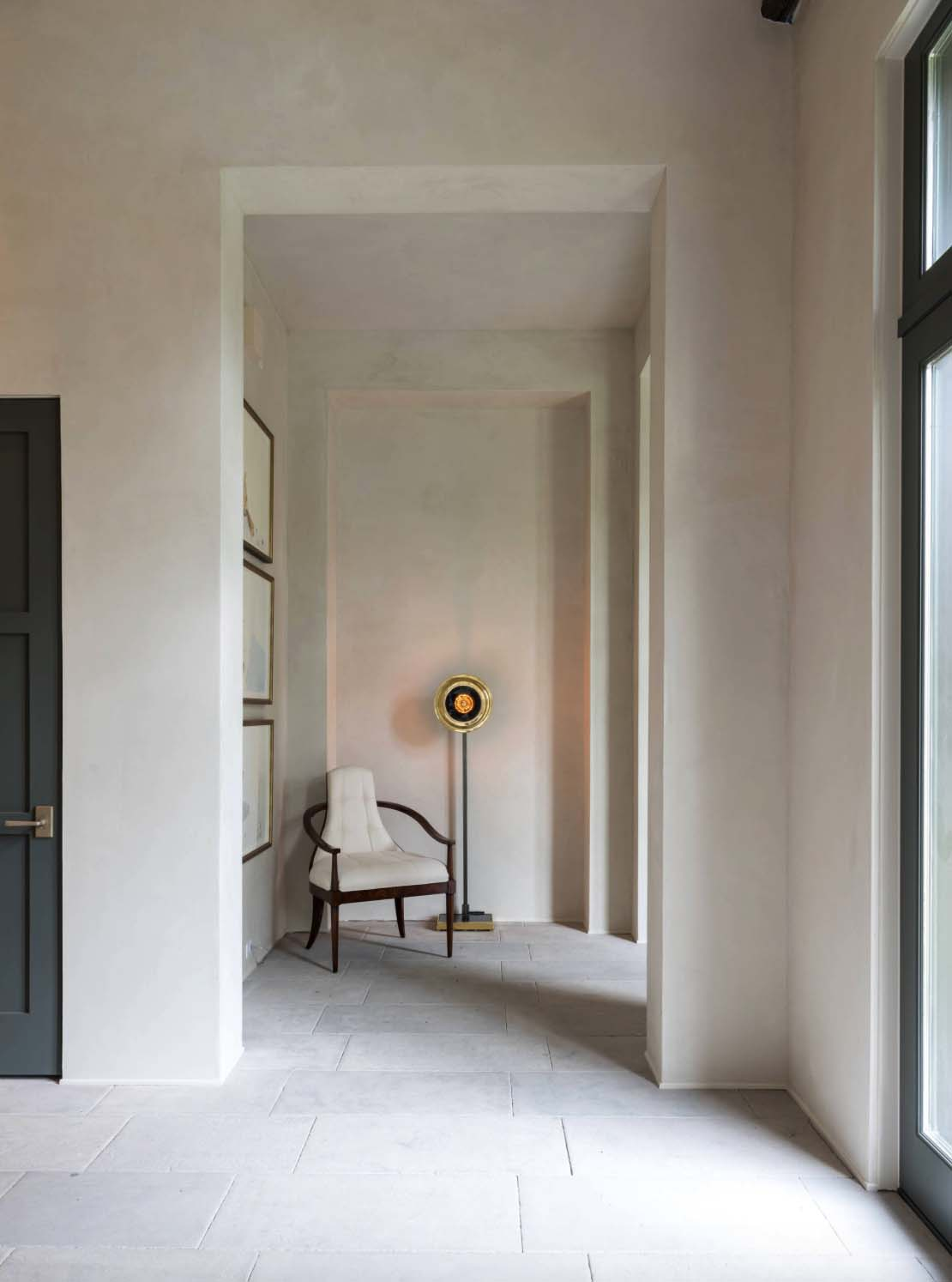 French Normandy Chateau-Bankston May Associates-15-1 Kindesign