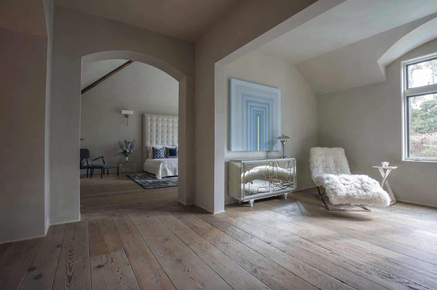 French Normandy Chateau-Bankston May Associates-18-1 Kindesign