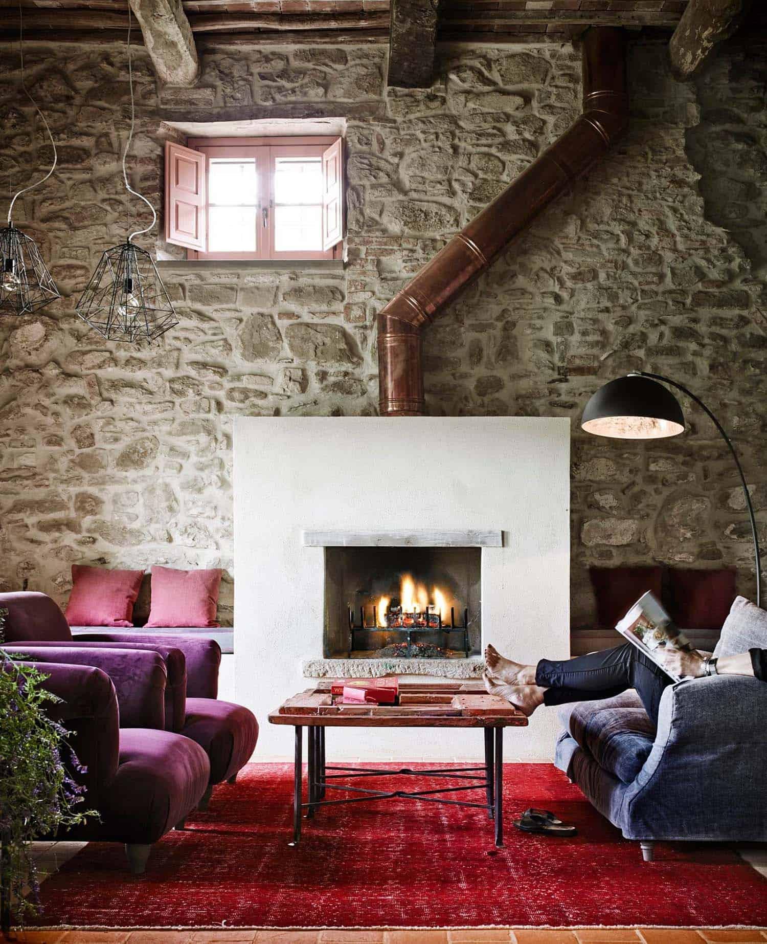 Historic Farmhouse Renovation-Special Umbria-04-1 Kindesign
