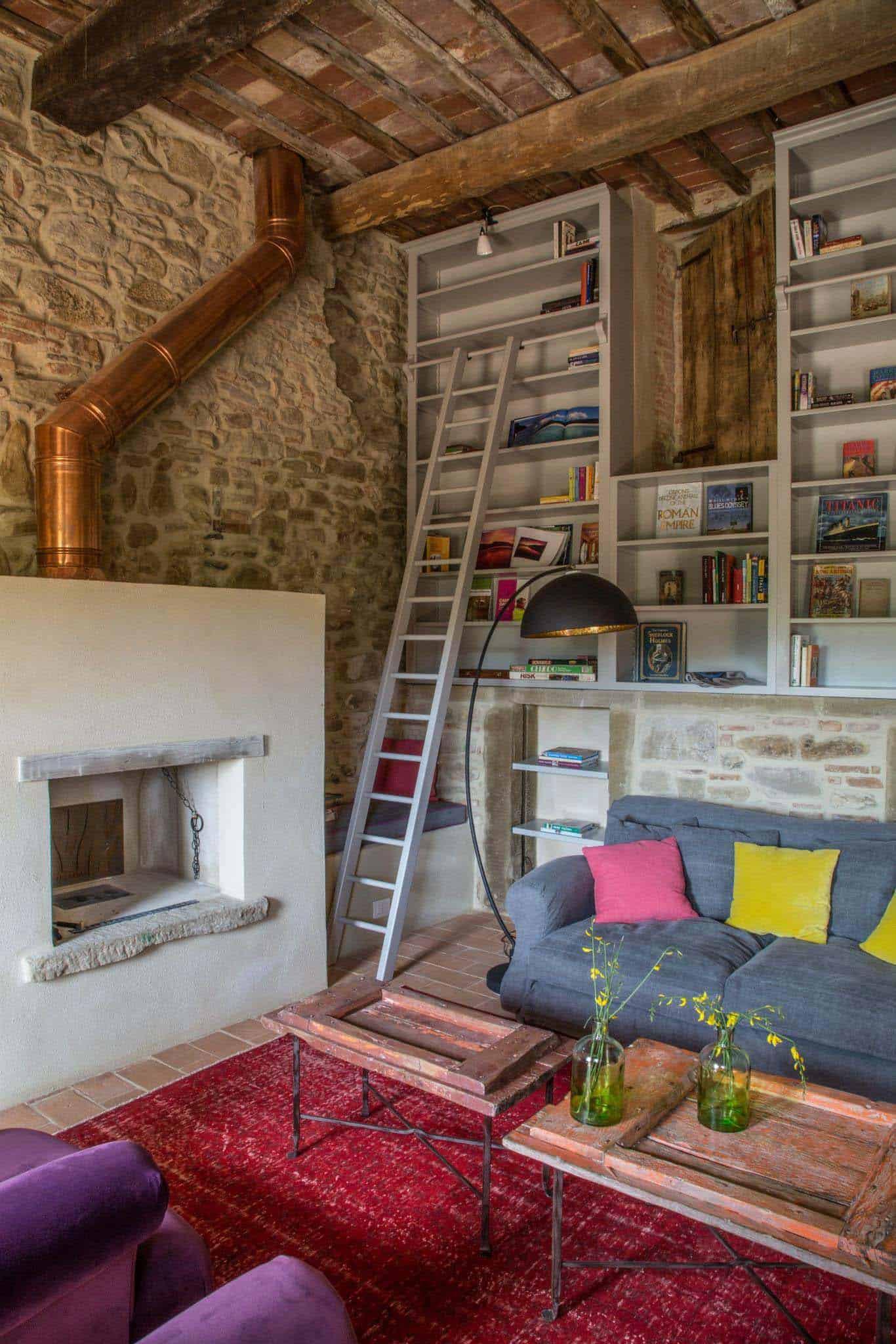 Historic Farmhouse Renovation-Special Umbria-05-1 Kindesign