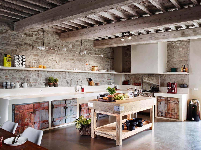 Historic Farmhouse Renovation-Special Umbria-07-1 Kindesign
