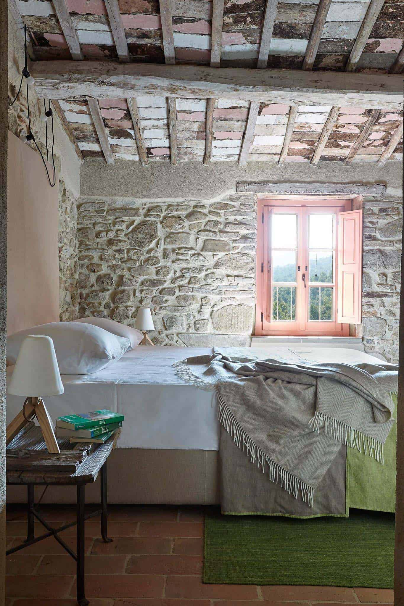 16th Century Farmhouse Restored Into Charming Holiday