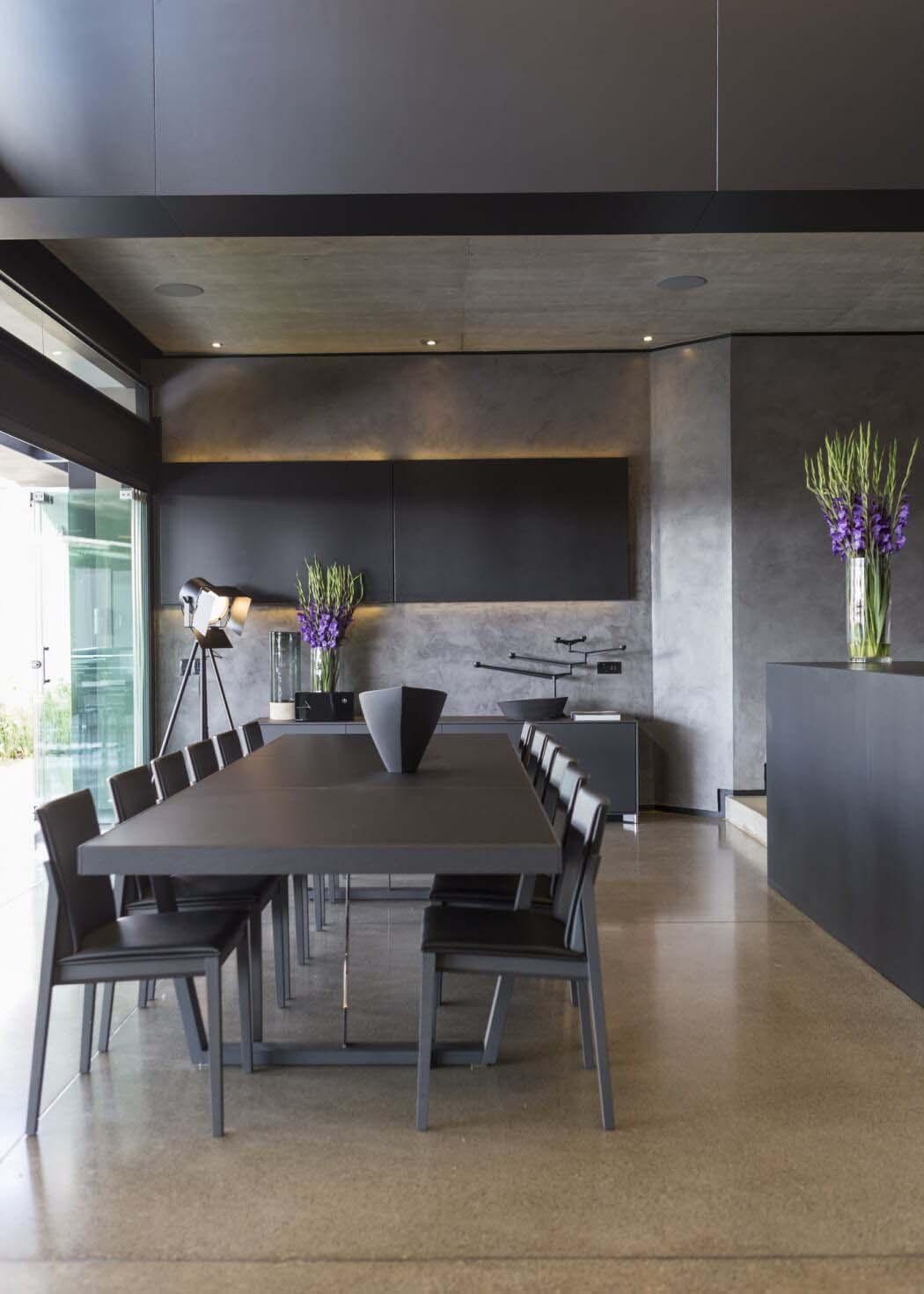 Imposing Modern Residence-Werner van der Meulen-09-1 Kindesign