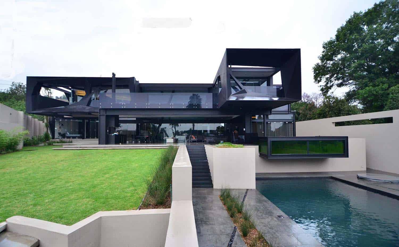 Imposing Modern Residence-Werner van der Meulen-02-1 Kindesign