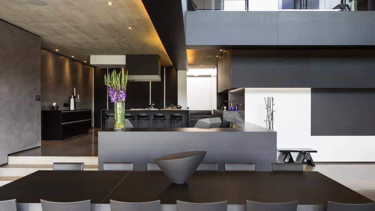 Imposing Modern Residence-Werner van der Meulen-11-1 Kindesign