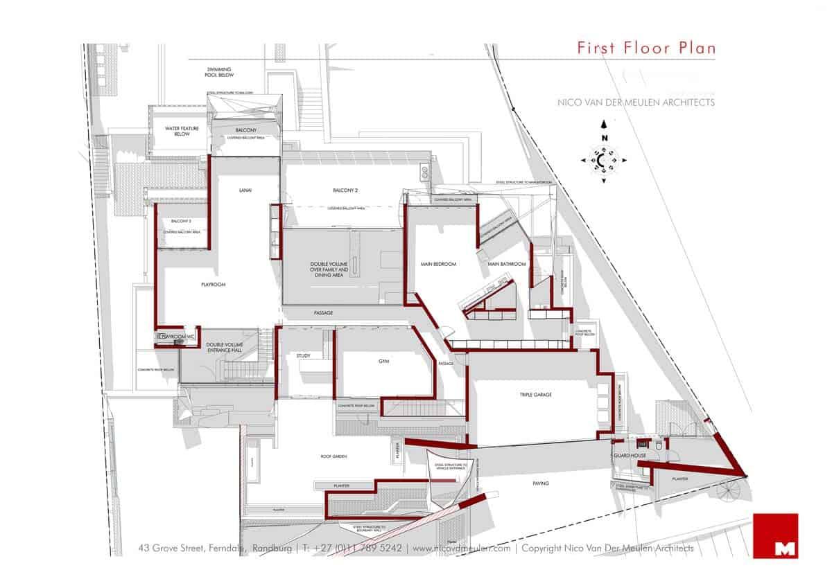Imposing Modern Residence-Werner van der Meulen-40-1 Kindesign