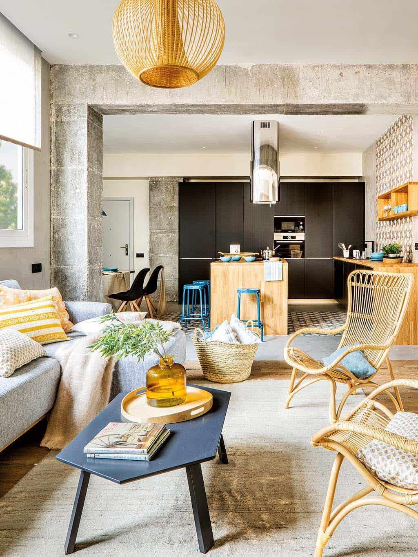 Industrial Apartment Renovation-Egue Seta-04-1 Kindesign