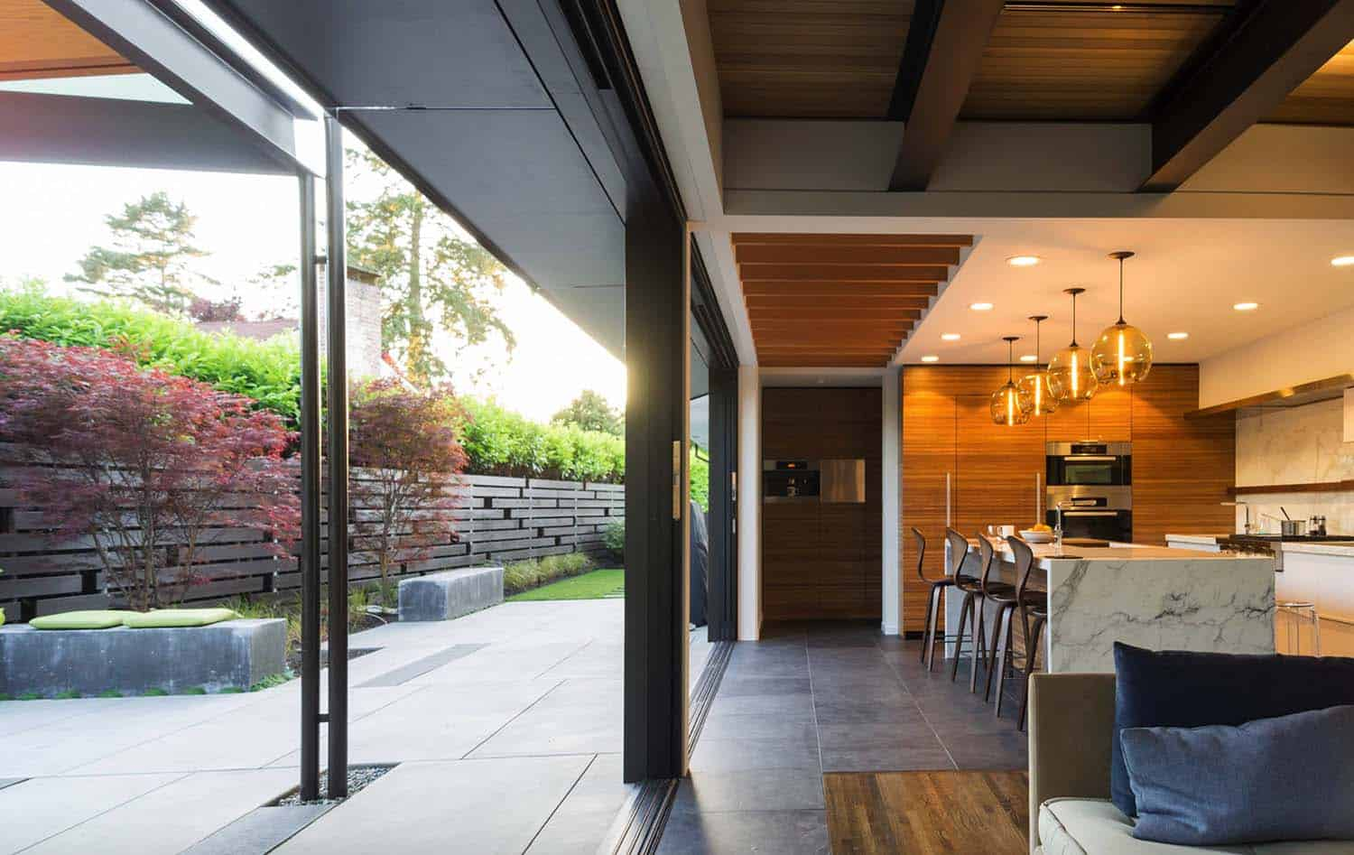 Mid-Century Modern Home-Lane Williams Architects-11-1 Kindesign