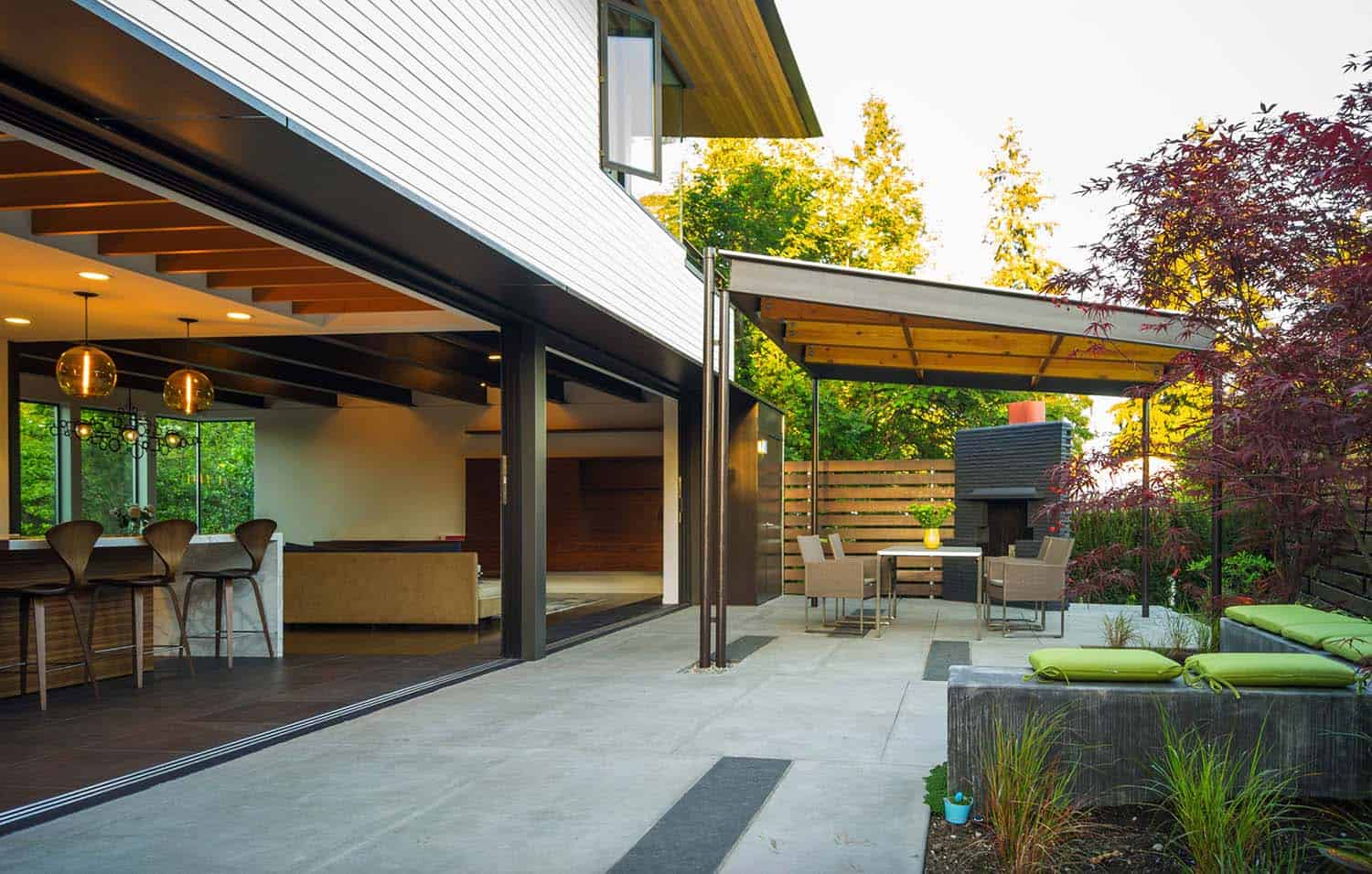 Mid-Century Modern Home-Lane Williams Architects-14-1 Kindesign