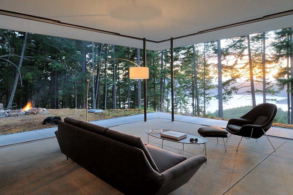 Modern Living Rooms Forest Views-04-1 Kindesign